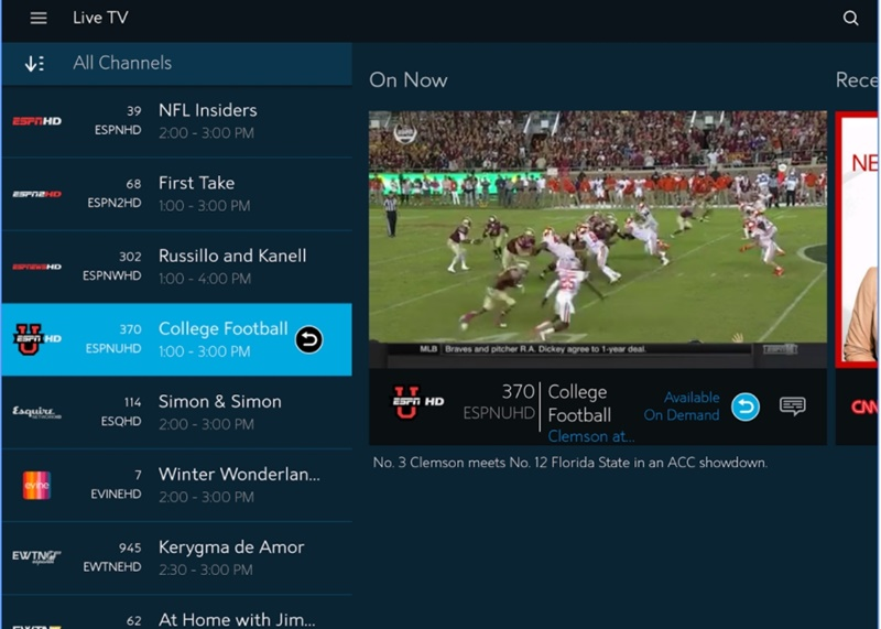 Download Spectrum TV for PC and Laptop - PC Apps Cart