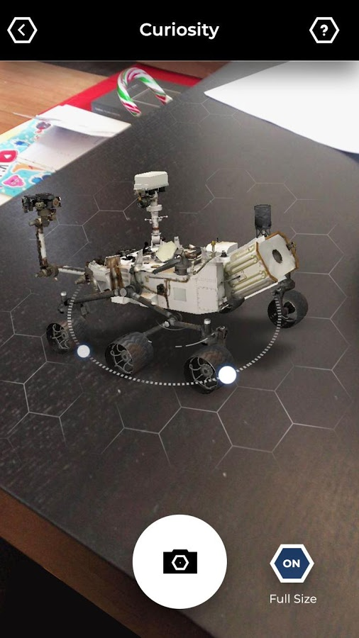 Spacecraft AR for PC