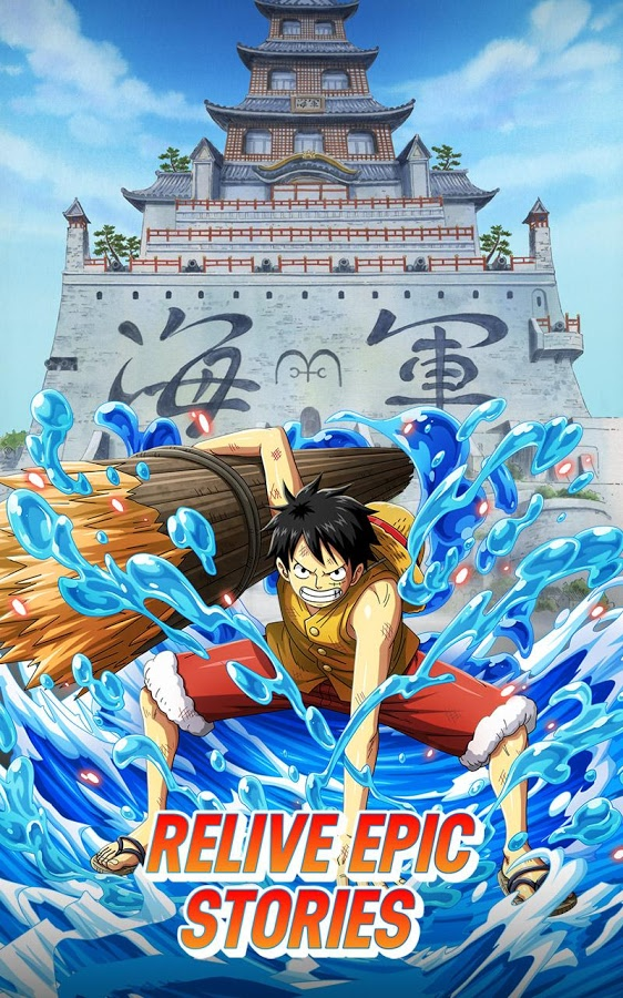 ONE PIECE TREASURE CRUISE for PC & MAC