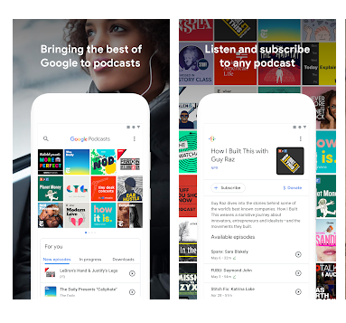 Download Google Podcasts for PC Windows 10 and Mac