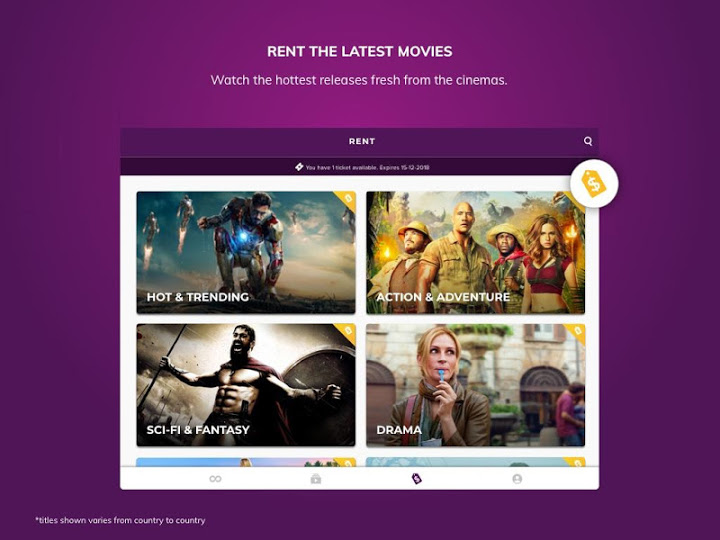 Download HOOQ for PC Windows 10 and Mac